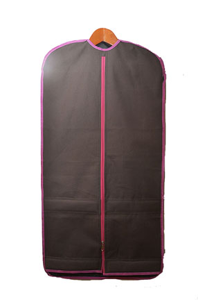 Baby Size Garment Bags. Heavy weight polyester material. L34xW17.