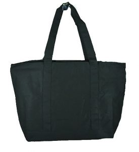 tote bag, black colored tote bags, black colored shopping bags