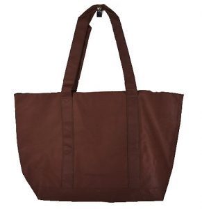 tote bags, brown tote bag, brown shipping bags