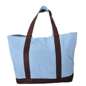 "Tote Bag. Heavy weight ""Polyester"" fabrics."