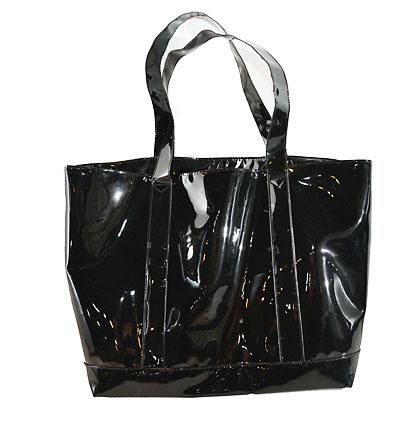 tote bag, black tote bag.