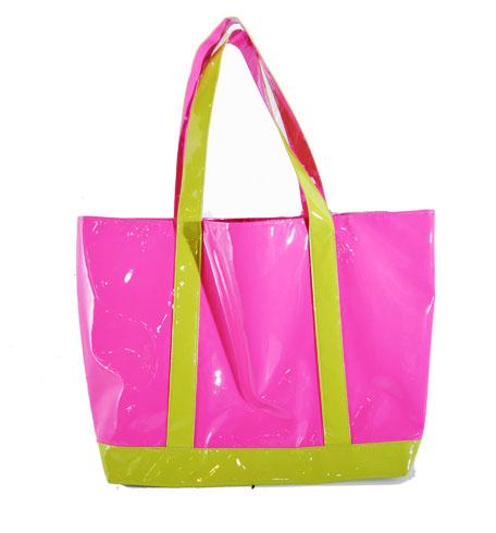 vinyl tote bag, tote bag, shopping bags